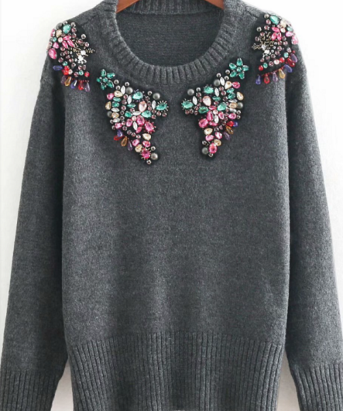 fashion sweater jumper