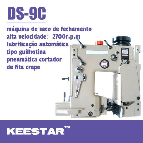 Keestar DS-9C Newlong bag closing machine
