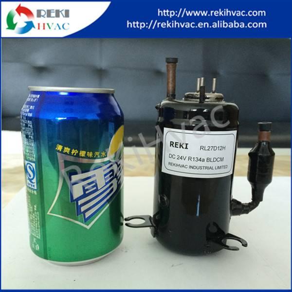 Rotary Miniature Compressor - L series