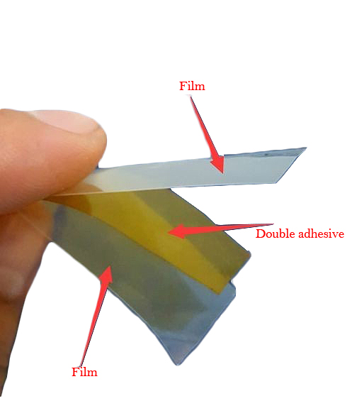 Double sided kapton tape 8mm x 33m