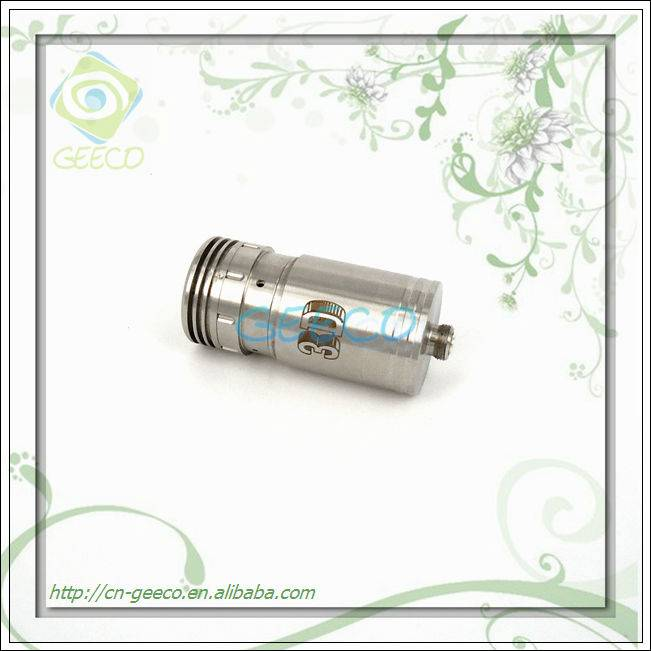 Geeco hottest 3d cigarette dripper atomizer vaporizer with CE and ROSH from China manufacturer weed