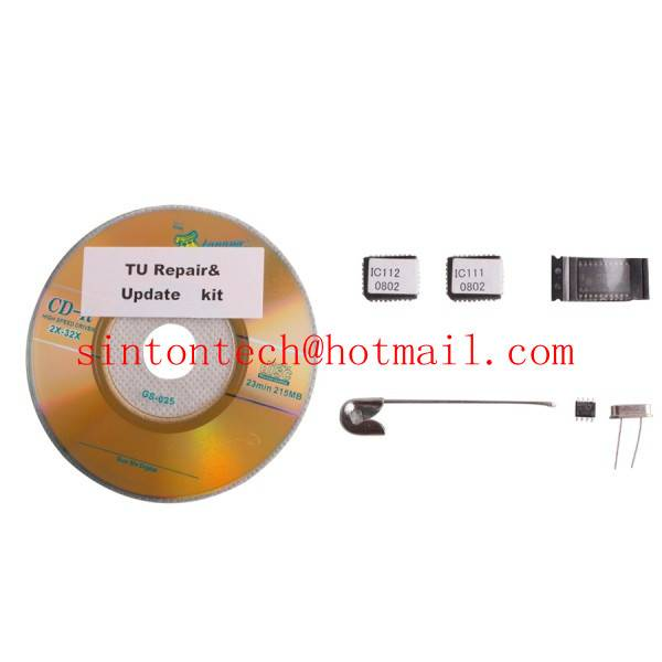 Tacho Universal V2008.01 Update& Repair Kit Never Locking Again