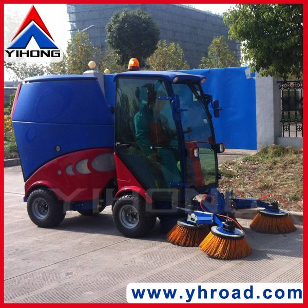 YHD22 parking lot sweeper