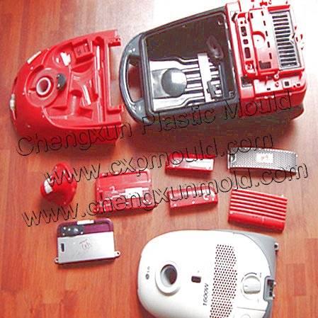 Vacuum Cleaner Mould/household vacuum cleaner mould/vacuum cleaner parts mould/Vacuum cleaner cover