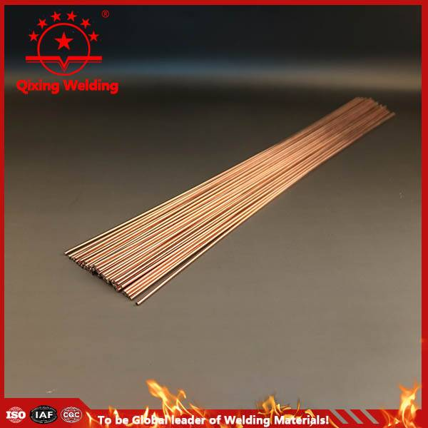 Low melting point Non cadmium Phos Copper brazing alloys