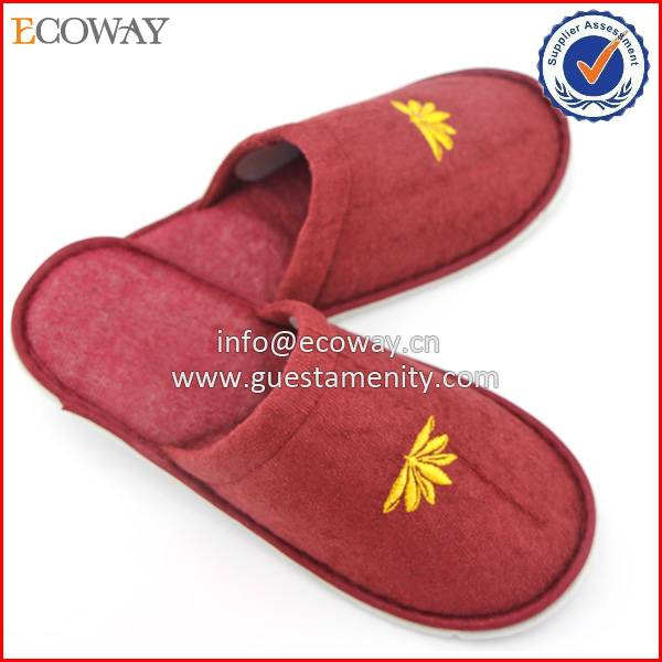 OEM New Design Disposable Ladies Hotel Eva Slipper