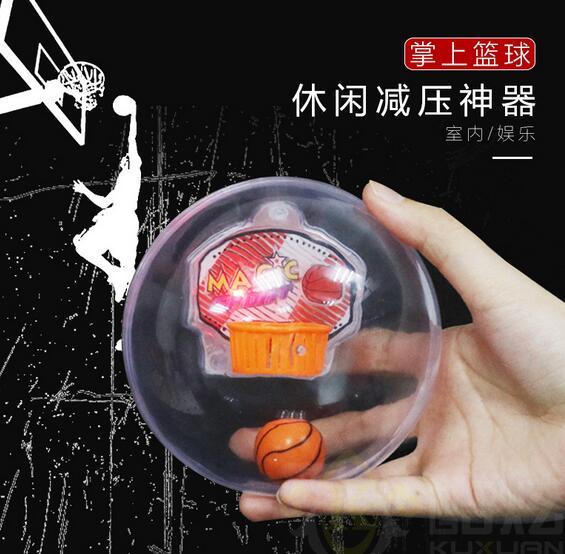 Mini Handheld Basketball mini basketball LED basketball