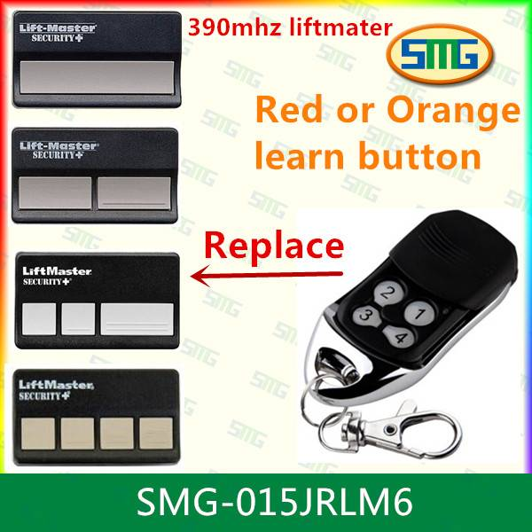 Compatible 971LM Liftmaster SEARS Craftsman Security + Remote 390mhz