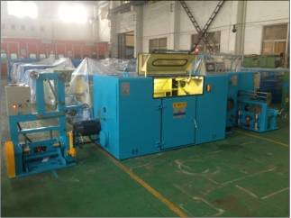 Fuchuan FC-630Ehigh speed wire bunching machine with high performance