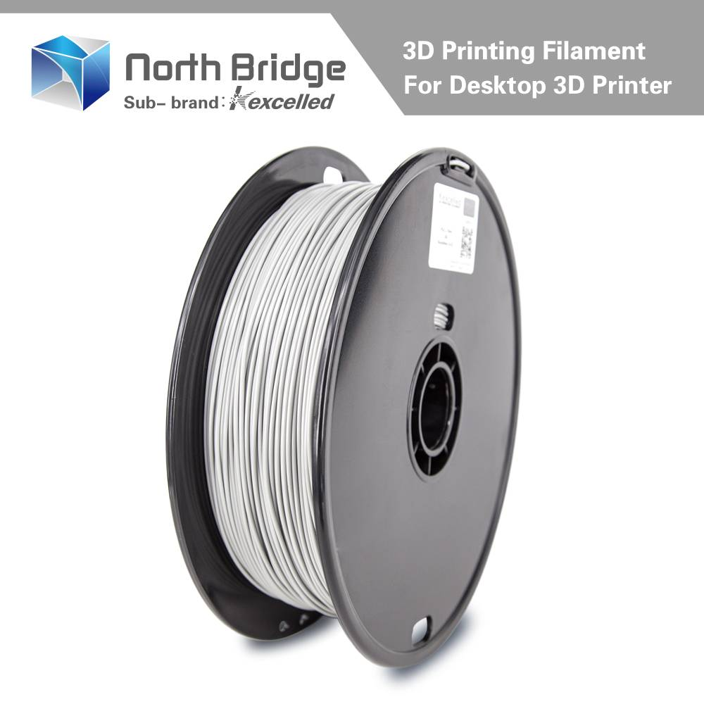 Kexcelled 1.75mm 3.0mm multi color PLA 3D printing Filament