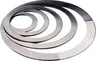 Graphite Gasket Reinforced with Metal mesh insertion