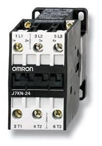 Omron J7KNA Mini reversing contactor