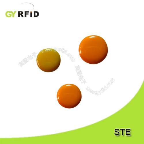 Plastic Stickers with RFID chips