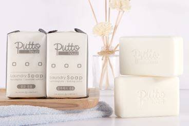 Putto Houzz Laundry Soap