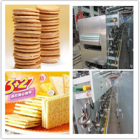 hot sell biscuit production line