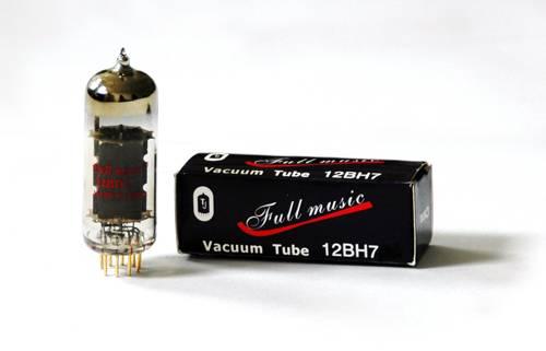 full music 12BH7 of guitar amp tubes