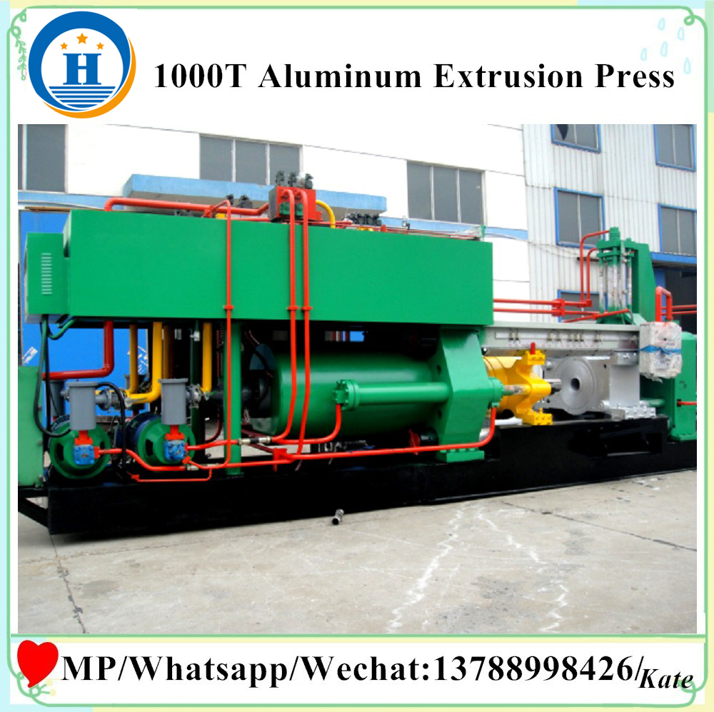 Hydraulic Extrusion Press machine for aluminum extrusion