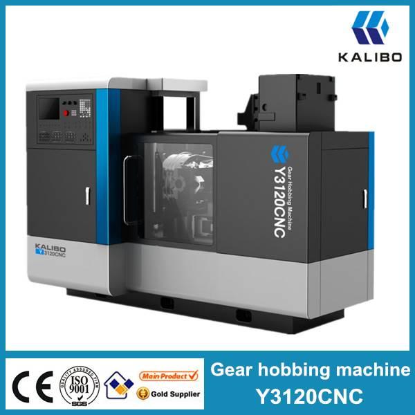 Gear Hobbing Machine Y3120CNC