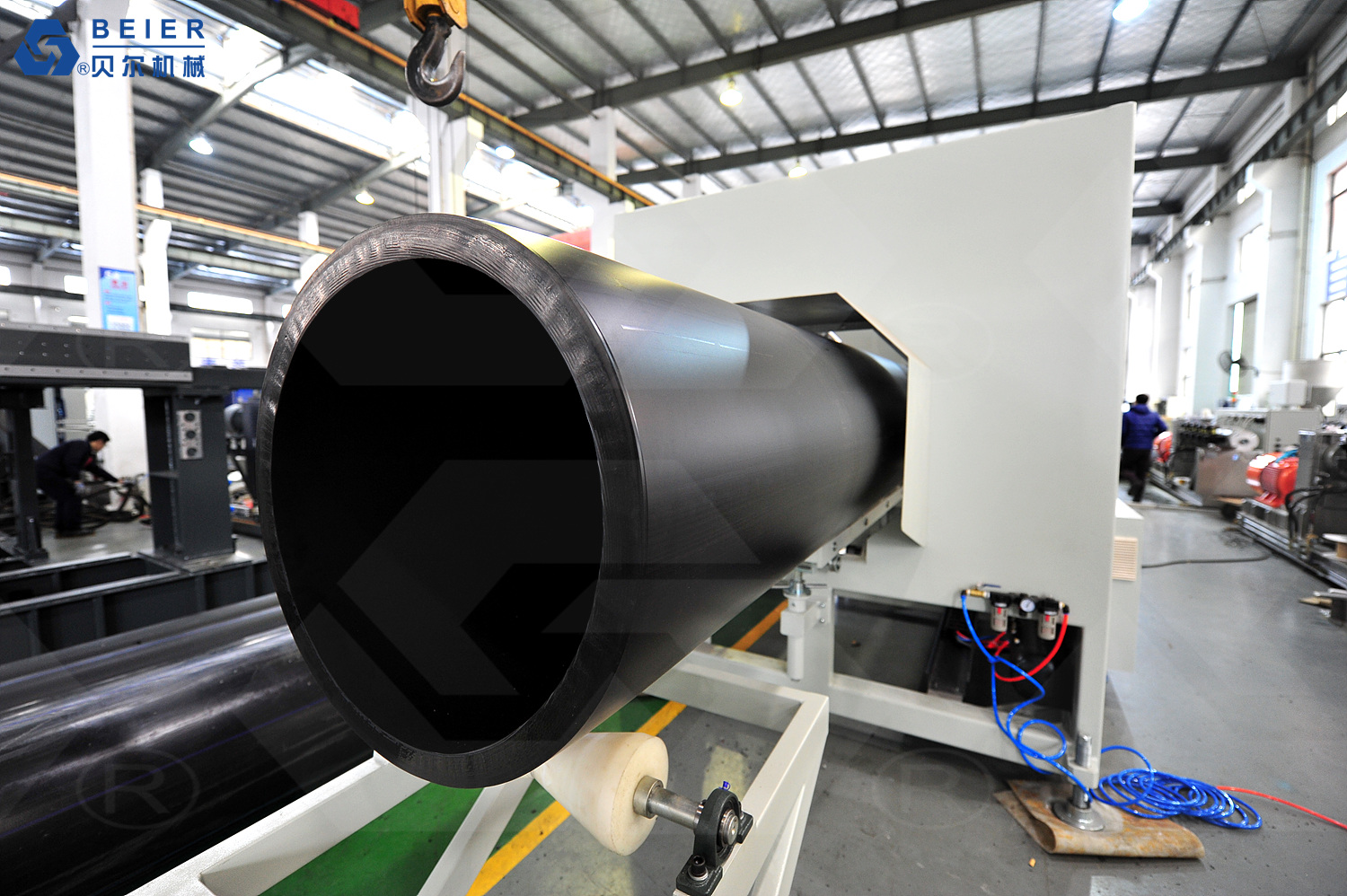 HDPE Pipe Production Line 250-630mm