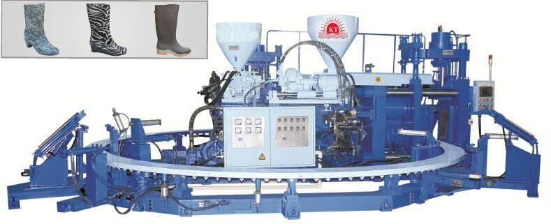 Rain Boot Molding Machine
