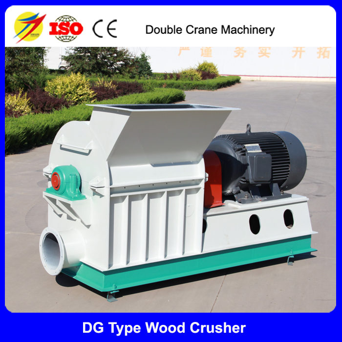 Wood Chips Crusher Straw Branch Hammer Mill