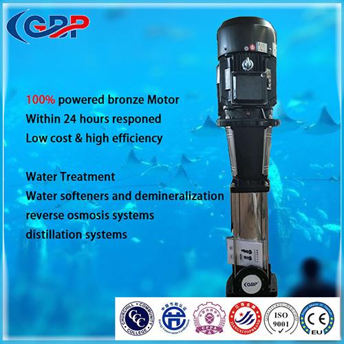G-CDL/CDLF Multistage Centrifugal Vertical Pump 4-19