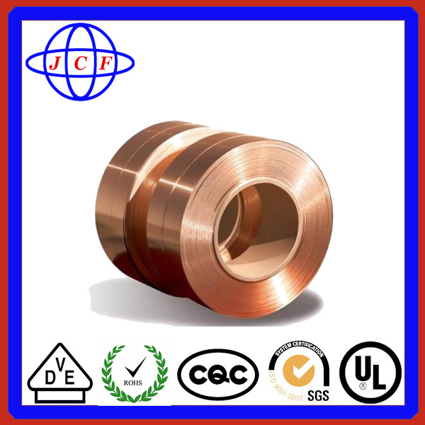 3OZ Thin Electrolytic copper foil rolls for lithium ion battery