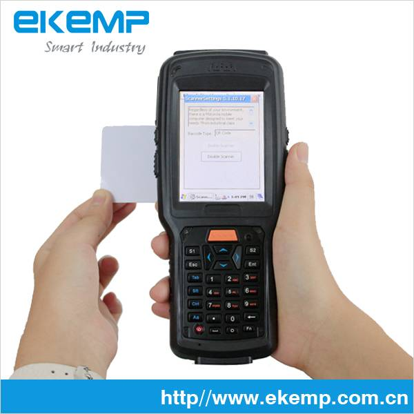 Rugged Wince POS with RFID Reader