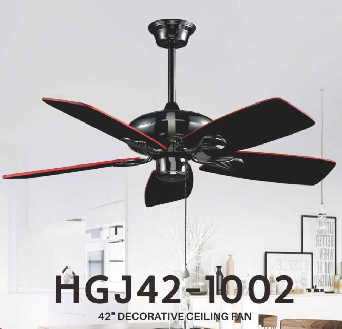 """42""""Decorative Ceiling Fan"""