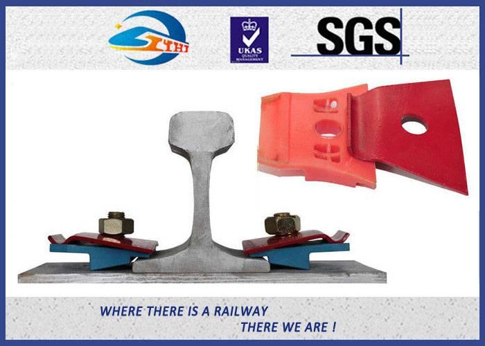 ZhongYue Nabla E Type Rail Fastening Systems Railway Railroad Fasteners