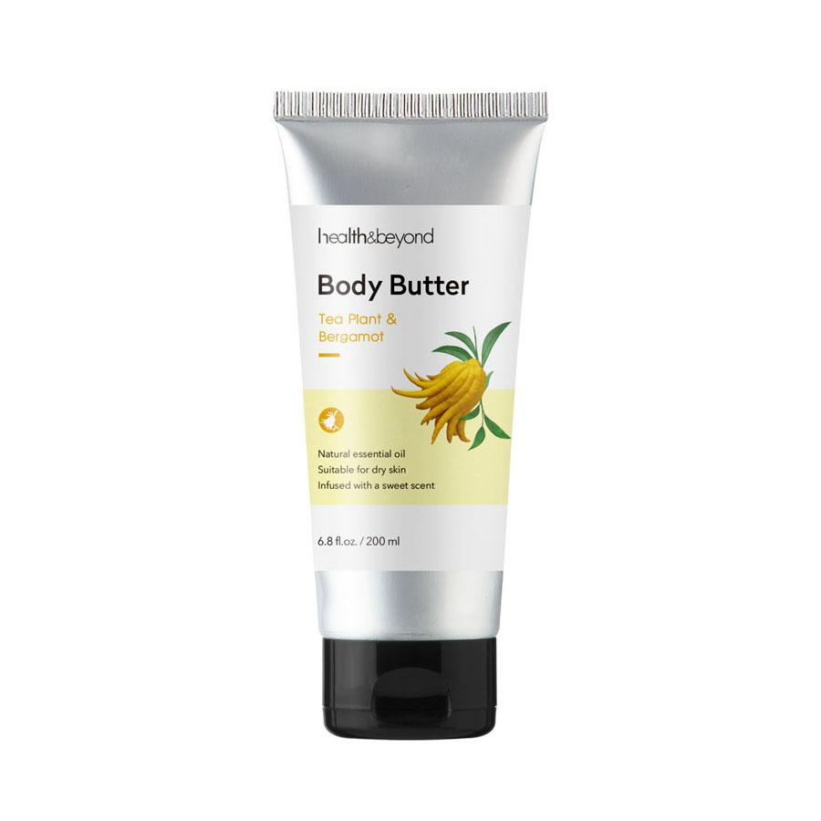 200ml wholesale oem private label body butter cream