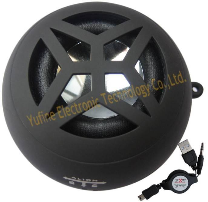 promotion speaker, hamburger speaker, gift hamburger speaker, small mp3 speaker, moveable mini speak