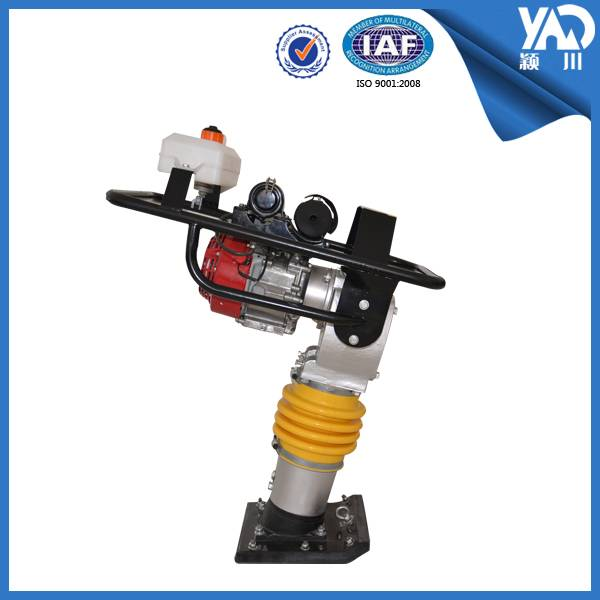 Gasoline Vibrate Battering Rammer with New Design Gasoline Vibrate Battering Rammer
