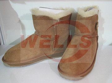 Lady's Boots, Wells-B14021