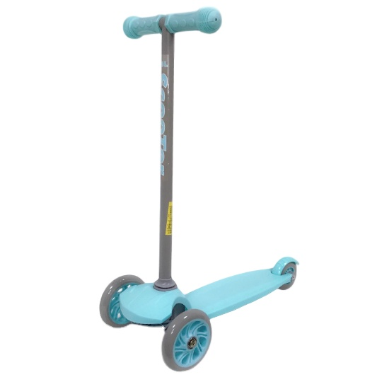 2020 Cheapest price aluminium T-Bar kick scooter for kids ages 2-6