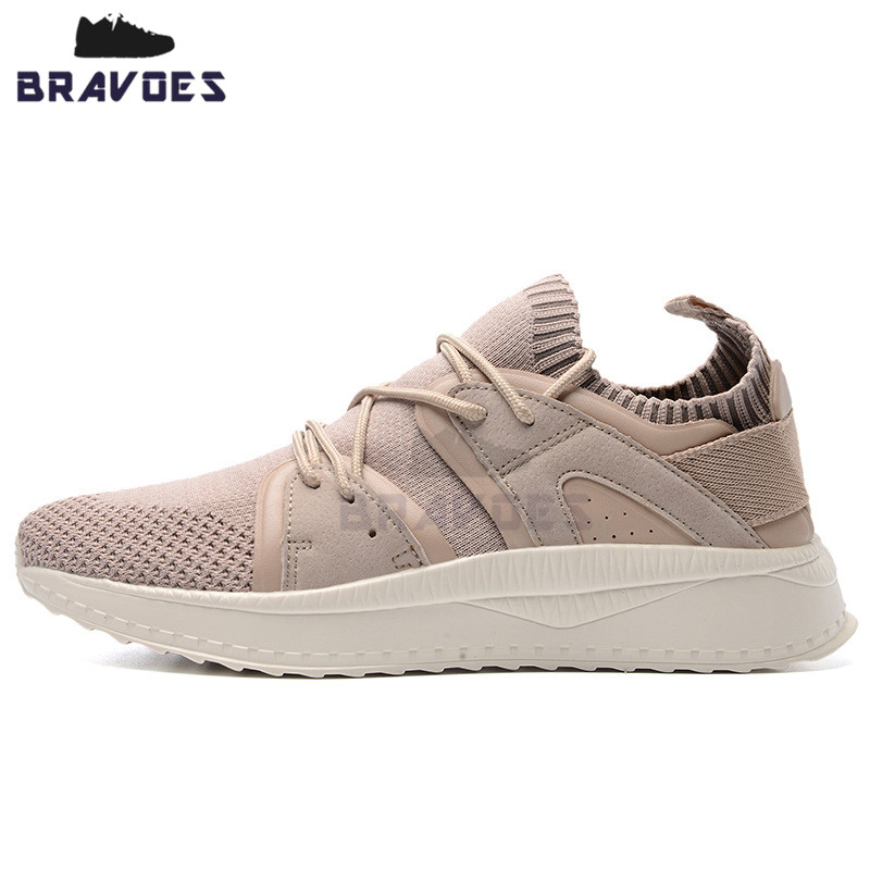 Summer Fashion Street Style Knit Casual Sneakers For Men