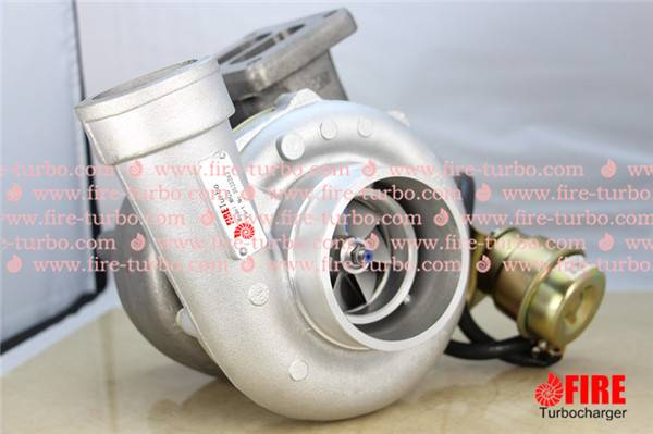 Turbocharger  WH2D Hino