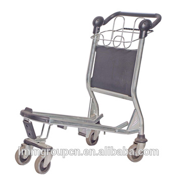 airport luggage trolley manufacturers LMM Liaoning