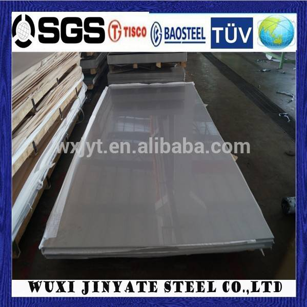 Large stock 304l stainless steel plate steel decoration