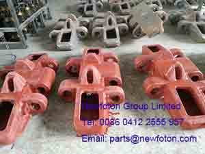 Girth Gear of electric shovel