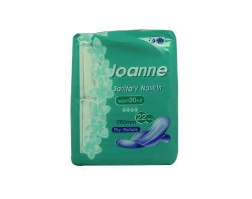 280 Joanne sanitary napkin night use