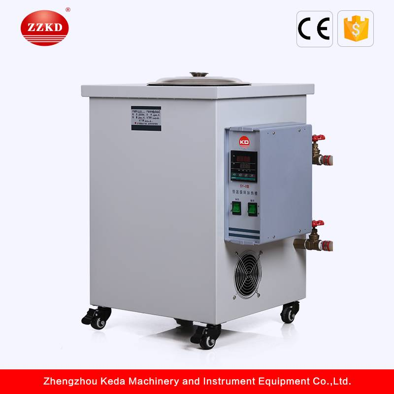 Heating Oil Bath
