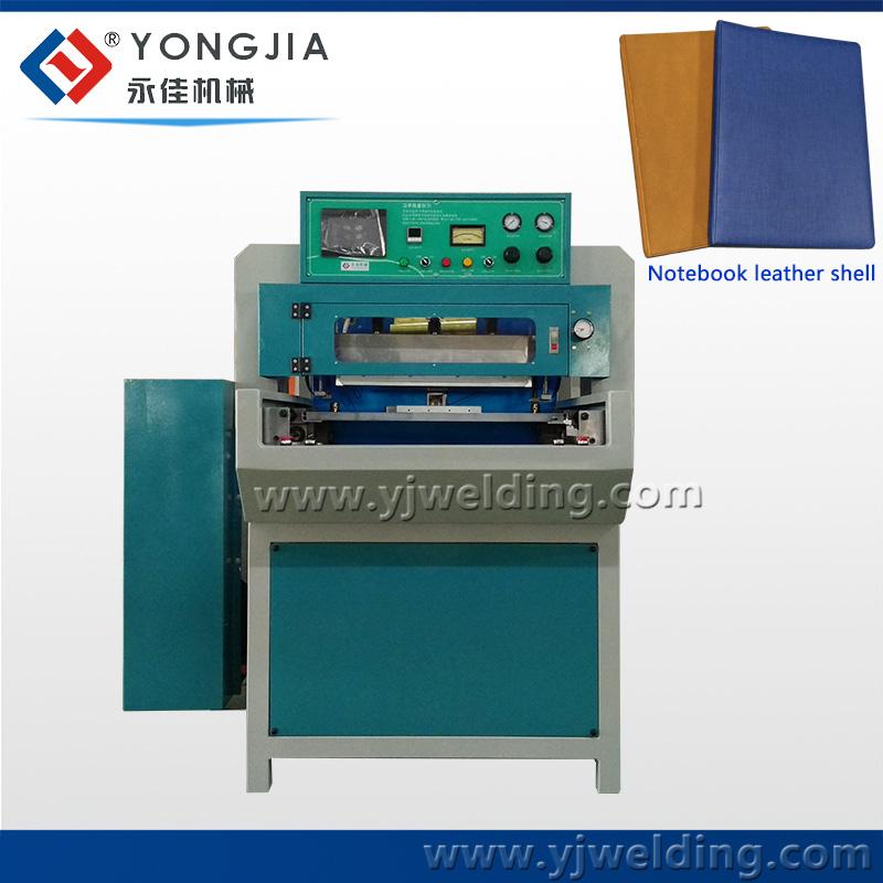 PVC/Leather/PU/EVA Book Cover Making machine