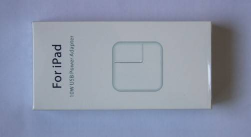 Home Charger for iPad 2 & iPad & Samsung P1000