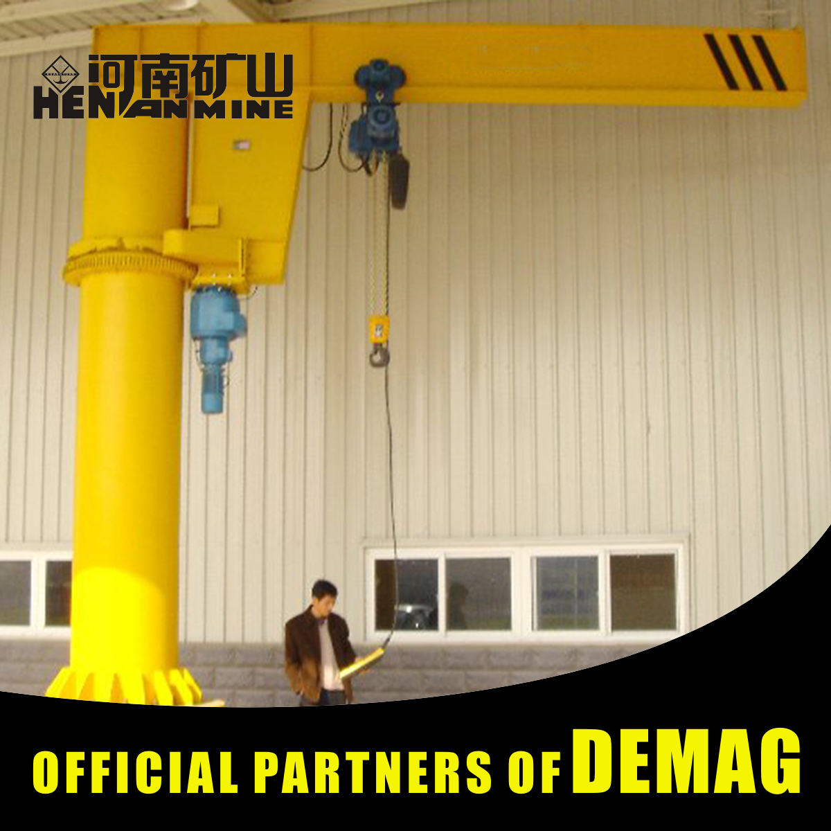 Attractive Quality 1 Ton 2 Ton 3 Ton Floor Mounted Jib Crane Price