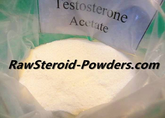 China High Quality Steroid Powder Testosterone Acetate