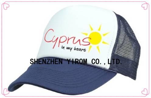 YRSC13020 trucker cap, sport hat, baseball cap