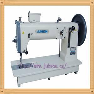Extra heavy materials unison feed lockstitch industrial sewing machine