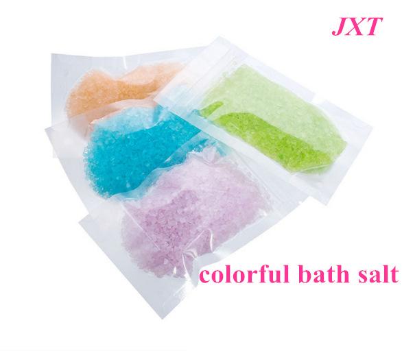 shower salt,bath salt ,spa salt ,hotel bath salt supplier for skin clean