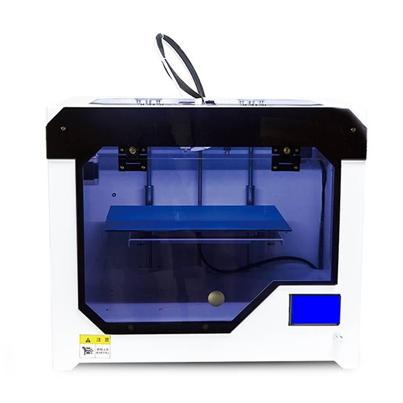 Digital Desktop FDM Dual Nozzles 3D Printer Factory Price PLA Filament 3D Print
